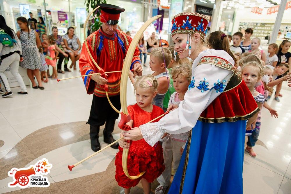 Конкурсы для детей и взрослых для семейного праздника
